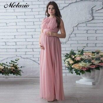 Vestido De Maternidad Melario 2019 Ropa De Embarazo Mujeres