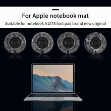 Foot-Pad Rubber Laptop-Bottom Macbook A1278 for Pro A1286/a1297 Texture Multi-Functional
