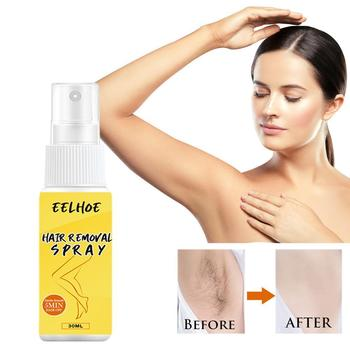 Hair Removal Sprays Hair Growth Inhibitor Spray Serum Nourishing Repair Mild Removal Growth Prevents Hair 30ml/50ml A8C9 image