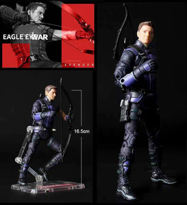 Image 3 - Avengers Marvel Legends Hero Hawkeye Action Figure Doll Toys Model Joints Can Move Collection Gift Toy For Children Kids Boy