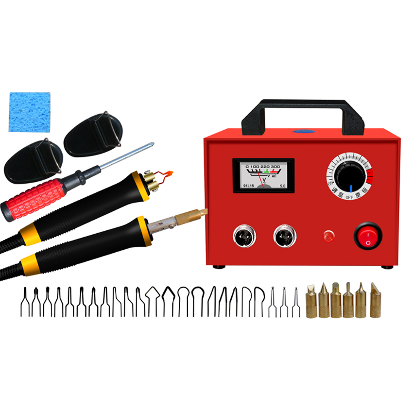 1PC Professional Electrocautery Pen Pyrography Machine 501 Pyrograph Pen 1000W 220V And 110V For Gourd,Plank,Leather,bark