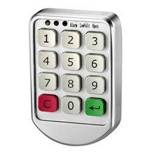 Cabinet Mailbox-Door Smart-Lock Unlocking Password Shoe Wardrobe Type Abs-Plastic T6