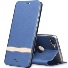 MOFi Flip Cover Für Xiaomi Hinweis 3 Fall Für Mi Hinweis 2 TPU Coque Shell für Xiomi Hinweis 2 Silikon gehäuse Telefon Fall Abdeckung Shell