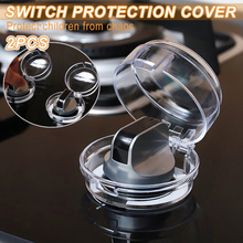 2 шт ручка для газовой духовки, крышки, защитный переключатель для кухни, детей GHS99