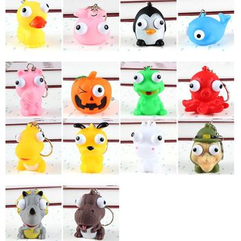 2020 New Tumbled Eyes Doll Squeeze Vent Toy Stress Relieving Joking Model Gift image