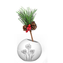 Wedding Artificial Berry Pine Needles Cone Branch for Flower Arrangements Wreaths Holiday Christmas Decorations