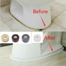 1/2pcs 3.2mx38mm Bathroom Shower Sink Bath Sealing StripTape White PVC Selfadhesive Waterproof