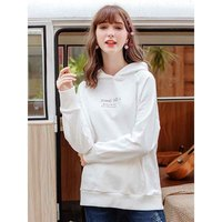 Hot 3D Printing Hoodie Women Solid Color Hooded Sweatshirts Unisex White Casual Long Sleeve Pullovers Tops