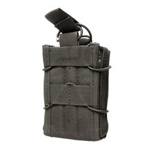 Molle Magazine Pouch Tactical Single Rifle Mag Pouch Military Army Hunting Multicam bag For M4 M14 AK G3 EM6345
