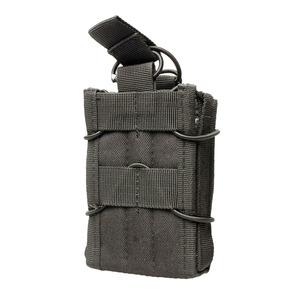 Molle Pouch Tactical Single Rifle Mag Pouch Military Army Hunting Multicam Molle Magazine Pouch For M4 M14 AK G3 EM6345(China)