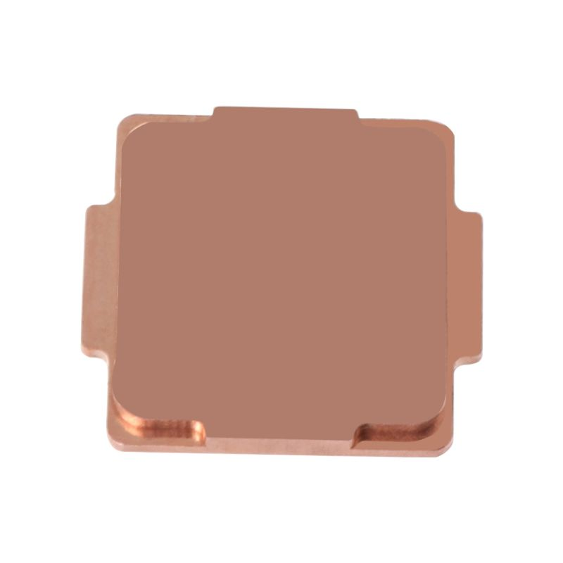 Metal CPU Pure Copper Cover IHS Cooling for 3770K 4770K 4790K 6700K 7700K 8700K