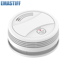Smoke Detector Smoke house Combination Fire sensor Home Security System Firefighters Tuya WiFi Smoke Alarm Fire Protection