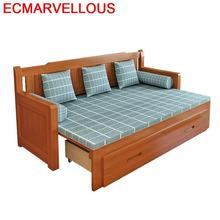 Puff Para Moderna Couch Home Kanepe Sillon Couche For Wooden Retro Set Living Room Furniture Mobilya Mueble De Sala Sofa Bed