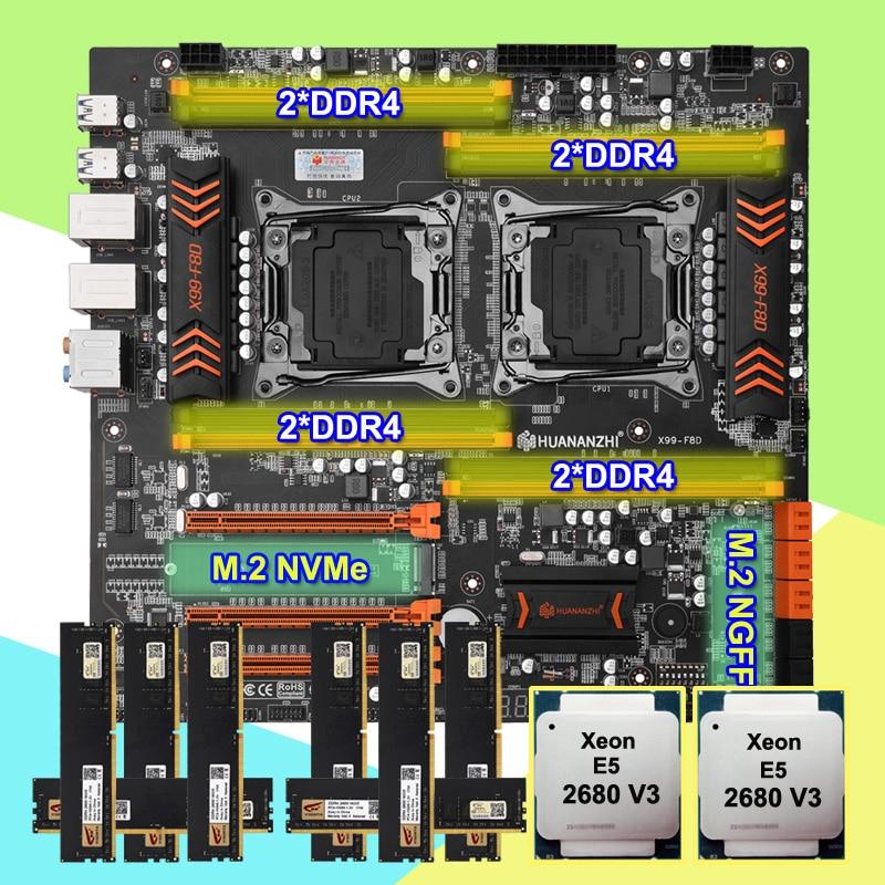 X99-F8D+2680V3+宏想816 2400无壳