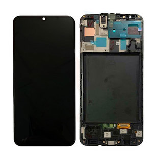 Image 3 - For Samsung Galaxy A50 SM A505FN/DS A505F/DS A505 LCD Display Touch Screen Digitizer Assembly With Frame For Samsung A50 lcd