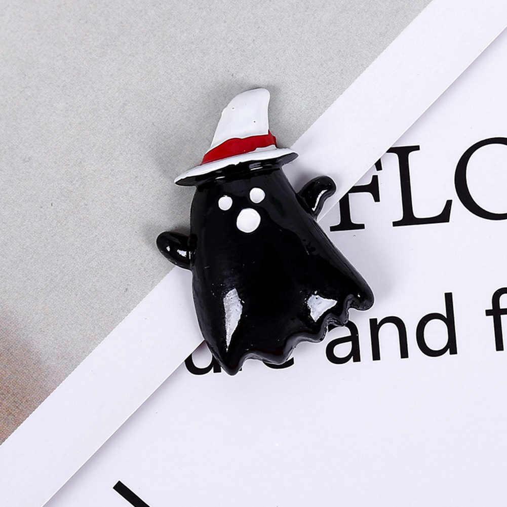 10 шт Хэллоуин полимерное украшение ручной работы прочный смешанный СТИКЕР самодельные Украшения, аксессуары для волос Мини Забавный Чехол для мобильного телефона