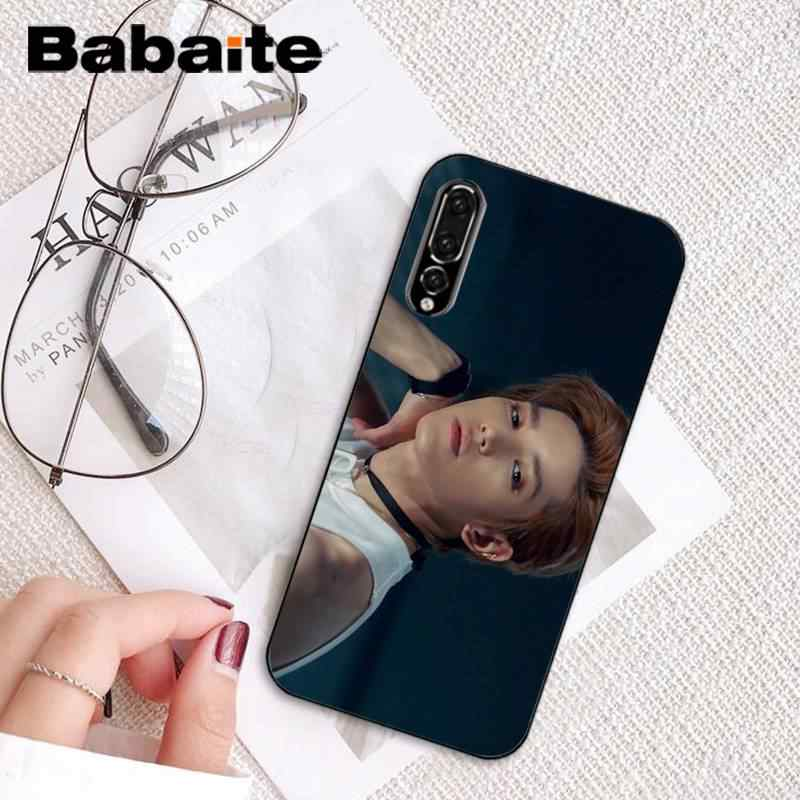 Babaite NCT 127 Kpop جروبو مينينو العملاء عالية الهاتف حافظة لهاتف huawei P9 P10 زائد Mate9 10 Mate10 لايت P20 برو Honor10 View10