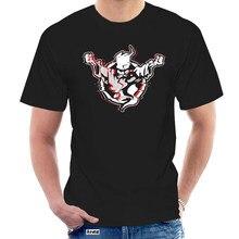 T Shirt 2020 Yeni Moda Thunderdome Logo erkek ti rt Hardcore Techno ve Gabber Taraf Bask Moda % 100% pamuk % 8019W