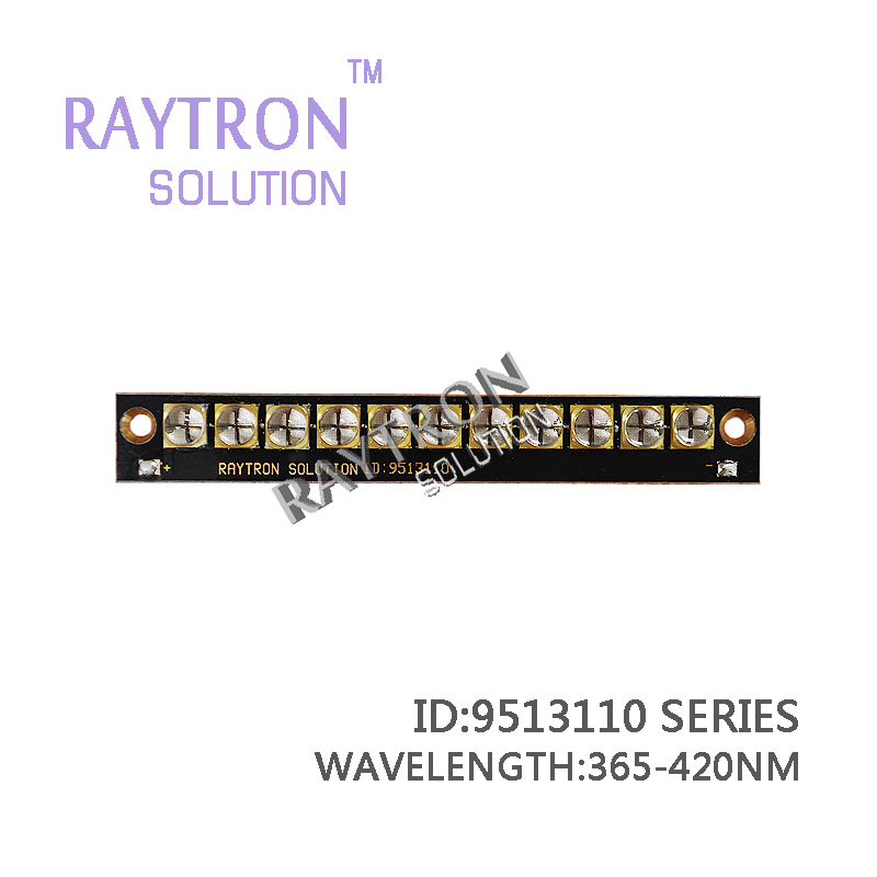 110w copper 6565 pcb uv led chips,inkjet printer curing,uv light curing equipment,lable printer,ink exposure uv led module