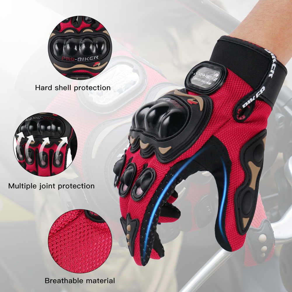 Moto rcycle guanti da corsa Luva Moto queiro Guanti Moto Moto cicleta Luvas de moto Estate Traspirante Ciclismo Moto cross guanti