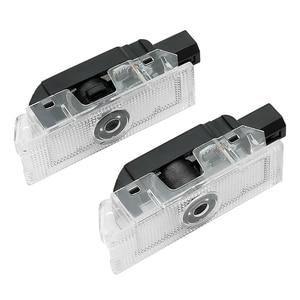 Image 3 - 피아트 LED 자동차 로고 도어 프로젝터에 대 한 QCDIN 빛 유령 그림자 로고 조명 문 피아트 PUNTO 500X 500l에 대 한 환영 빛 주도