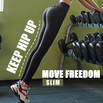 High Waist Tummy Control Tights Leggins Women Seamless Sport Leggings For Fitness Sportswear Woman Gym Yoga Pants Sports Wear 2