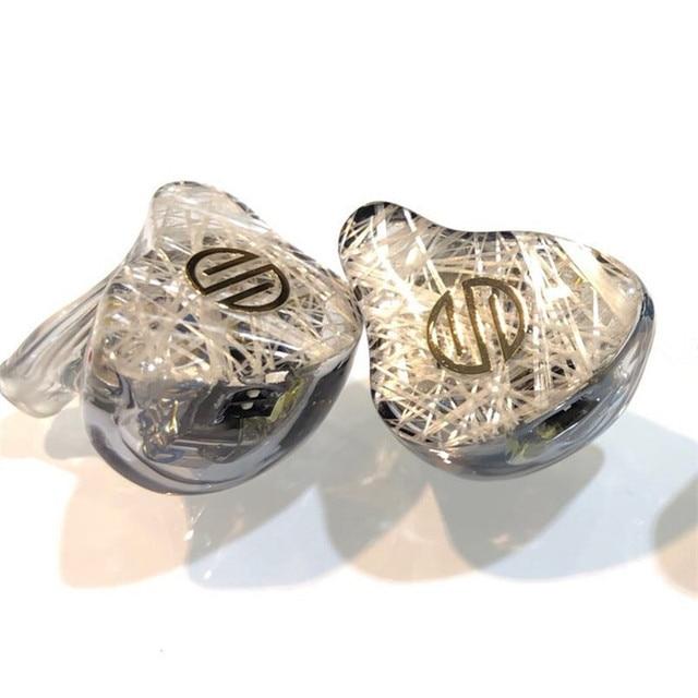 BGVP V12 12BA Music Headphones In Ear Monitors Professional Balanced Armature Noice Cancelling MMCX Wired Dj Headphones 2
