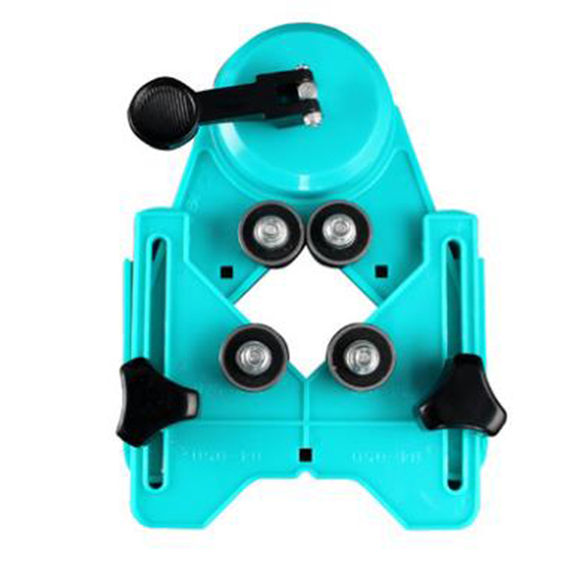 GANCHUN Tile Glass Ceramic Tile Locator Diamond Opening Positioning Guide Adjustable 4-83mm Construction Tools