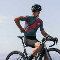 ATTAQUER ALLE TAG KALEIDOSKOP JERSEY MÄNNER 2020 Ja bunte zyklus tragen MTB tenue cycliste homme Atmen hemd fahrrad fahren