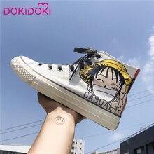 DokiDoki Anime Cosplay Shoes One Piece Boku No Hero Academia My NARUTO Men Women