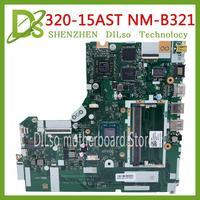 KEFU NM-B321 motherboard for Lenovo 320-15ACL 320-15AST motherboard DG425 DG525 DG725 NM-B321 AMD CPU Test OK original work