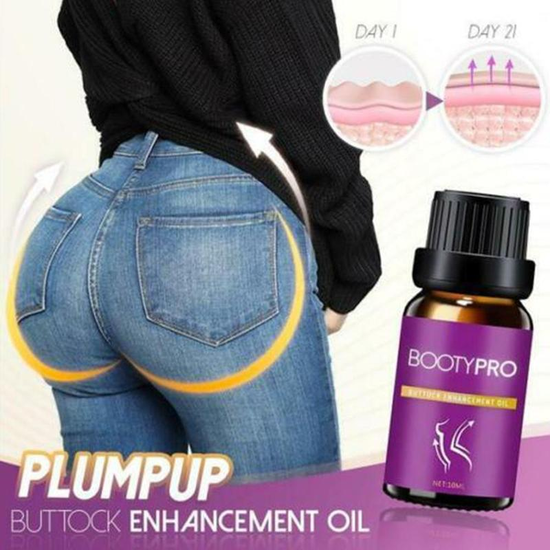 Butt Lifting Essential Oil 10ml to improve the buttocks curve and body curve