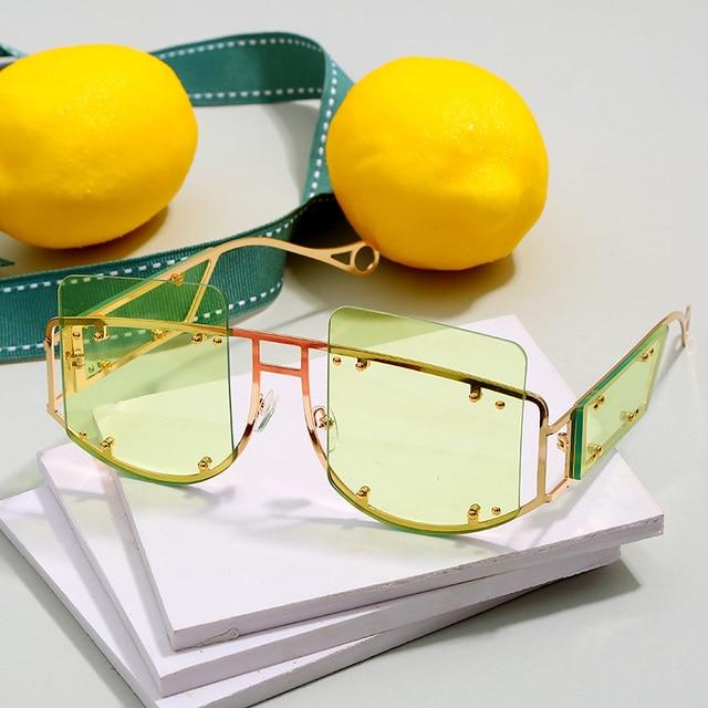Sexy Square Sunglasses 6 Colors -Unisex 4