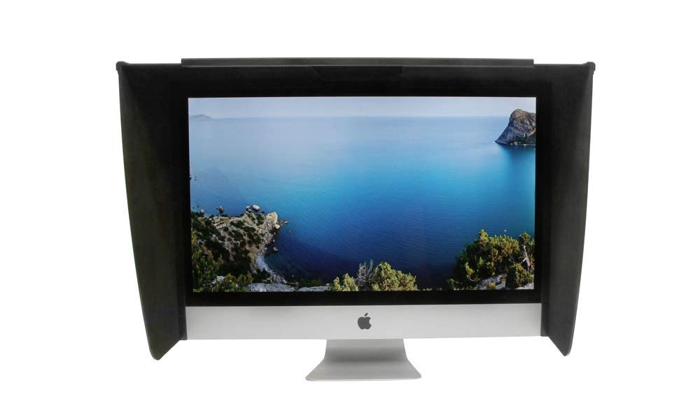 27 Inch Apple Computer Hood Adjustable IMAC 27 Hood 30 Inch 32 Inch 24-36