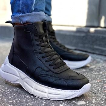 Chekich buty na buty męskie męskie buty zimowe moda śnieg buty buty Plus rozmiar trampki kostki mężczyźni buty zimowe buty obuwie męskie podstawowe buty buty męskie 2020 wiosna modne buty zimowe dla mężczyzn Zapatos Hombre CH077 tanie i dobre opinie Minea Sztuczna skóra Przypadkowi buty Lace-up Pasuje prawda na wymiar weź swój normalny rozmiar Buty łodzi Wiosna jesień