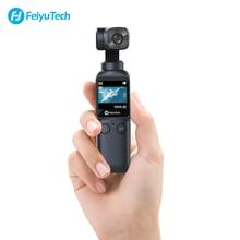Feiyu Feiyutech Pocket Camera 3 Axis 4K HD Handheld Gimbal Camera Phone Stabilizer Wi Fi Control Wide Angle Estabilizador