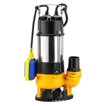 stainless steel submersible Dirty Water pump electric Sewage Dirty Water Pump for draining pits fish tank Sewage Bore Septic cutting sewage pump 380v three phase household small sewage pump mud pump submersible pump 220v