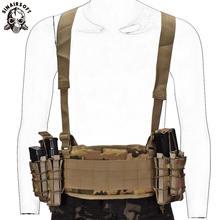 Тактический жилет с мягкой подкладкой для мужчин армейский специальный