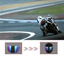 Casco de moto integral del Visor para HJC HJ-09 CL-15 lentes de cascos escudo protector engranajes Visera del casco casque visière