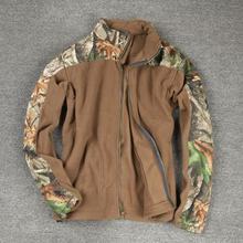 Новые мужские охотничьи куртки флис США размер m-xxl