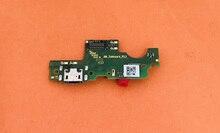 Tablero de carga de enchufe USB Original usado para Vernee M5 MTK6750 Octa sin núcleo