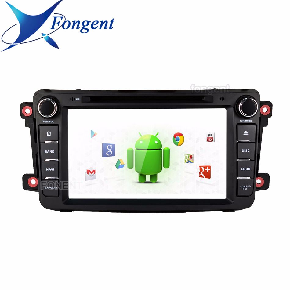 4g+64g Android 9.0 5 Usb Port Car Dvd Player For <font><b>Mazda</b></font> Cx-9 <font><b>Cx9</b></font> Cx 9 <font><b>2012</b></font> 2013 Car Radio Gps Multimedia Dsp Carplay Multimedia image