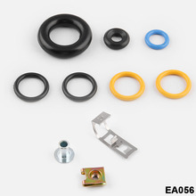 Грузовик egr клапан, охладитель удалить комплект коллектор для Ford 6.0L дизель комплект Алюминий