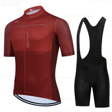 New 2021 Raudax Cycling Jersey Set Breathable Bicycle Clothing Riding Bike Clothes Short Sleeve Sports Cycling Set Ropa Ciclismo