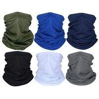 Бандана-маска-шарф