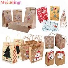 Paper-Packing-Box Gift-Bags Candy-Bag Christmas-Tree Xmas Navidad Home-Decor New-Year-Favors