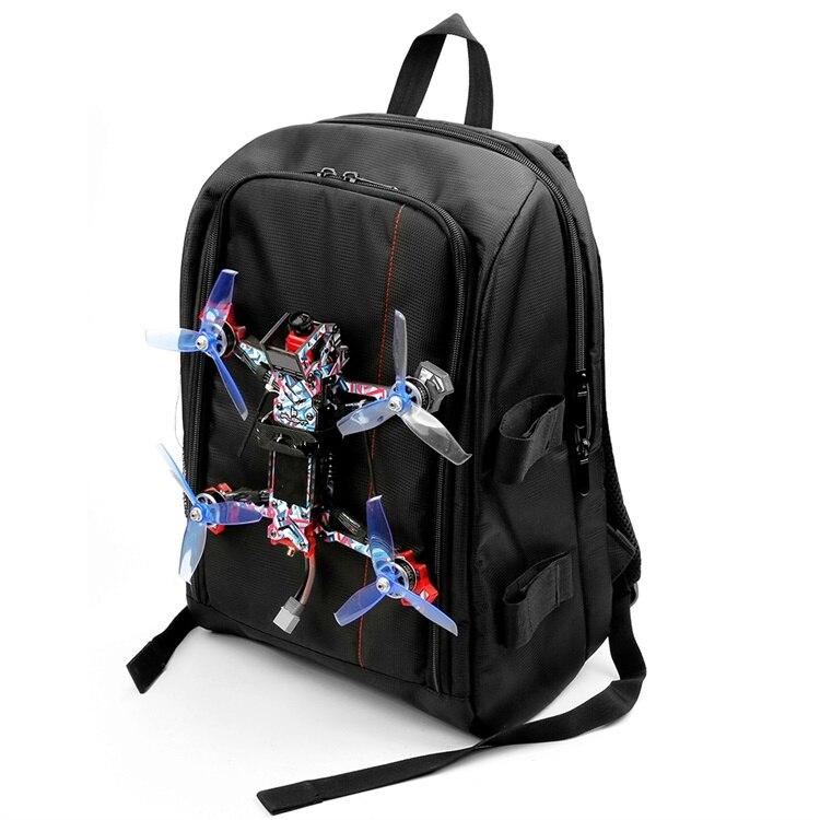 FPV course Drone quadrirotor sac à dos sac de transport en plein air étui Portable pour avion Multirotor RC aile fixe