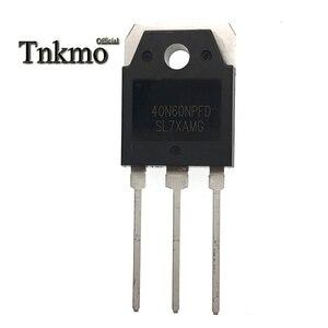 Image 3 - 5 PIÈCES 10 PIÈCES 20 PIÈCES SGT40N60NPFD TO 3P 40N60NPFD TO3P SGT40N60 n channel IGBT transistor à effet de champ 40A 600V Nouveau et original