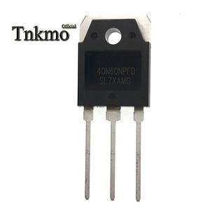 Image 3 - 5PCS 10PCS 20PCS SGT40N60NPFD TO 3P 40N60NPFD TO3P SGT40N60 N 채널 IGBT 전계 효과 트랜지스터 40A 600V 새롭고 독창적 인