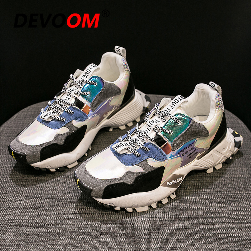 Outdoor Running Shoes for Women Lace Up